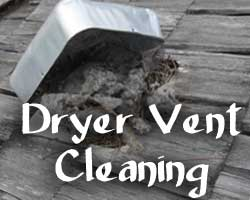 dryer vent cleaning in texas and dallas